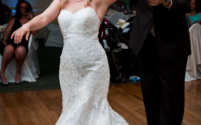 reception dancing wedding photography