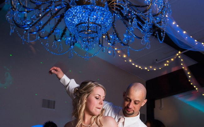reception dancing wedding photography