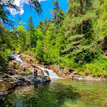 pollós riu arinsal Tamarro Massa