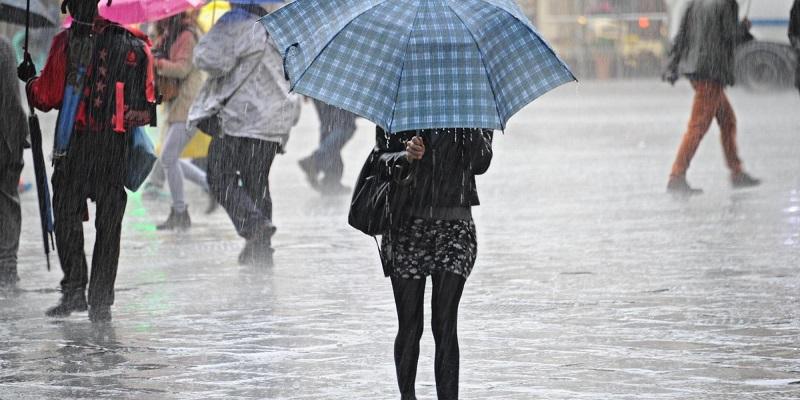 Maltempo in Campania: allerta meteo dalle 8 di domani