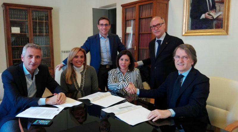Aversa. Protocollo d'intesa tra Comune e Special Olympic Italia per favorire lo sport