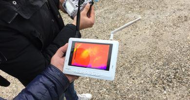 Salerno. Arpac avvia i sorvoli di droni per i monitoraggi ambientali