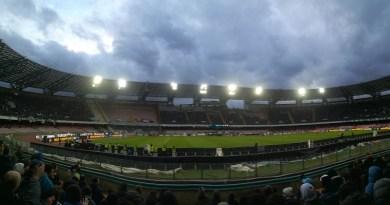 I ragazzi del Liceo Fermi Aversa allo stadio per Napoli – Fiorentina