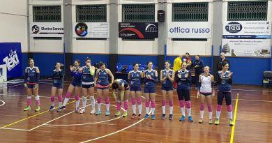 Volley B2F. Molinari Ponticelli sogna l'impresa in casa dell'Oria