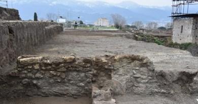 Da nuovi scavi a Pompei affiorano domus e strade