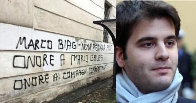 """Modena. Marco Biagi, figlio Lorenzo: """"Disgusto per parole Balzerani"""""""