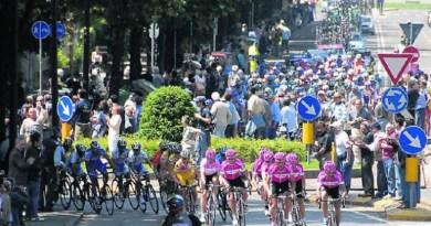 Giro di Italia: la tappa campana