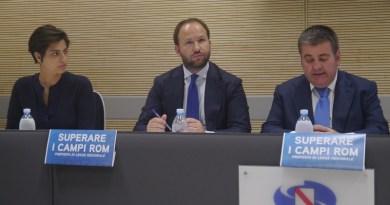 Campi rom, Zinzi e Mocerino presentano la proposta di legge