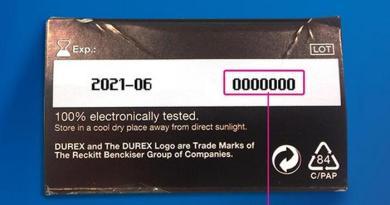 Durex ritira 3 lotti di preservativi a rischio rottura