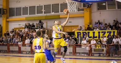 (VIDEO) Basket Serie C. Bellizzi batte la Pallacanestro Maddaloni