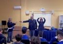 Aversa. Gli alunni del 3° Circolo a lezione con la Polizia Ferroviaria