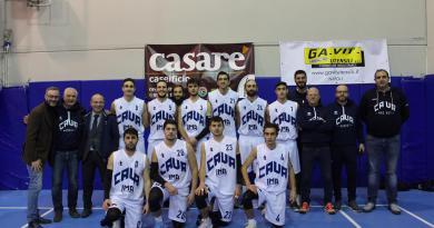 Basket Serie C. Gli Eagles Cava artigliano l'ottavo successo consecutivo