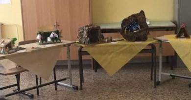 Le tradizioni del Presepe, le opere degli alunni della primaria di Cesa in mostra ad Aversa