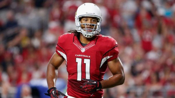 WR #11 Larry Fitzgerald Christian Petersen / Getty Images)