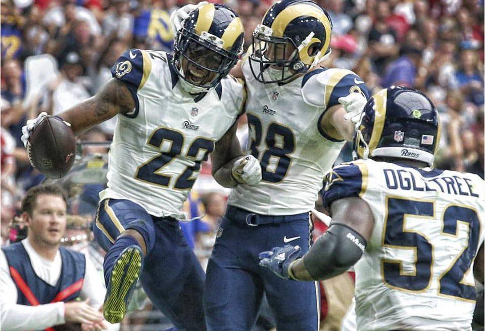 Rams vinder 17-13 over Cardinals!