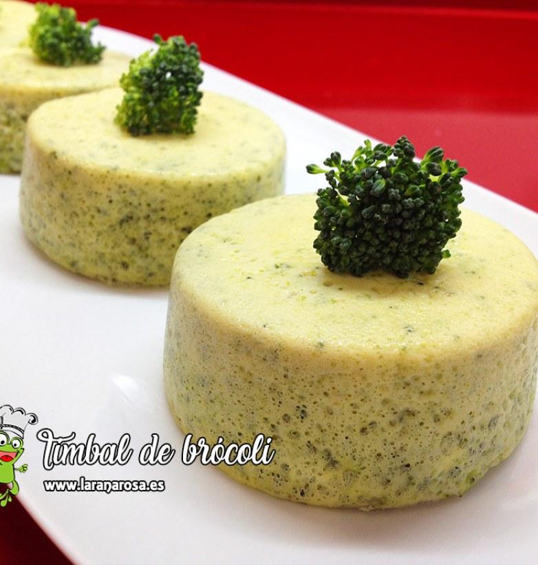 Timbal de brócoli