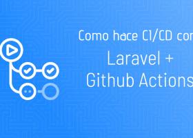 Como hacer CI/CD con Github Actions y Laravel