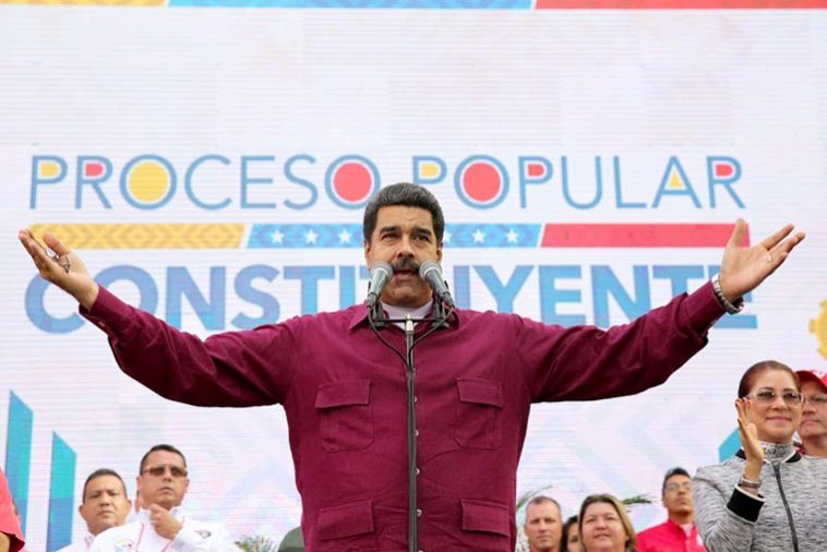 Maduro, un déspota menor