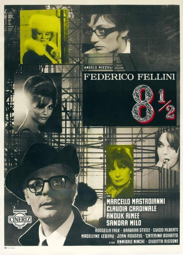 """""""Ocho y Medio"""", homenaje a Federico Fellini por sus 100 años - La Razon de Chivilcoy"""
