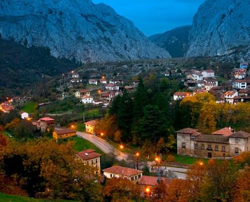 Alrededores casa rural L'Arboleu Asturias Teverga