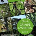 Club de Grimpe d'Arbres de Quimper – 2018