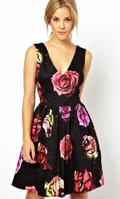 robe-mariage-asos-fleur-tenue