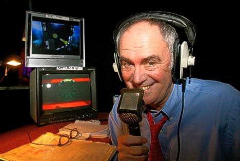 The Passing of Sid Waddell