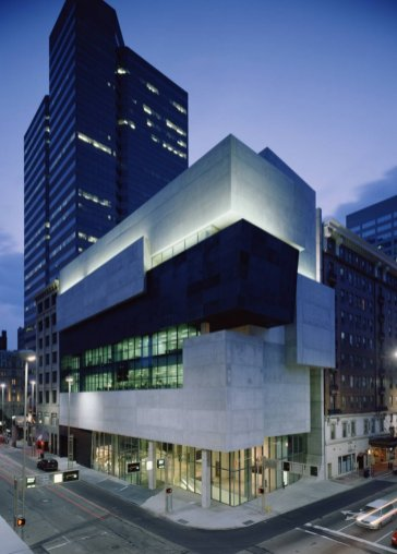 Rosenthal Center for Contemporary Art en Estados Unidos / Roland Halbe