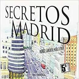 Libro Secretos de Madrid