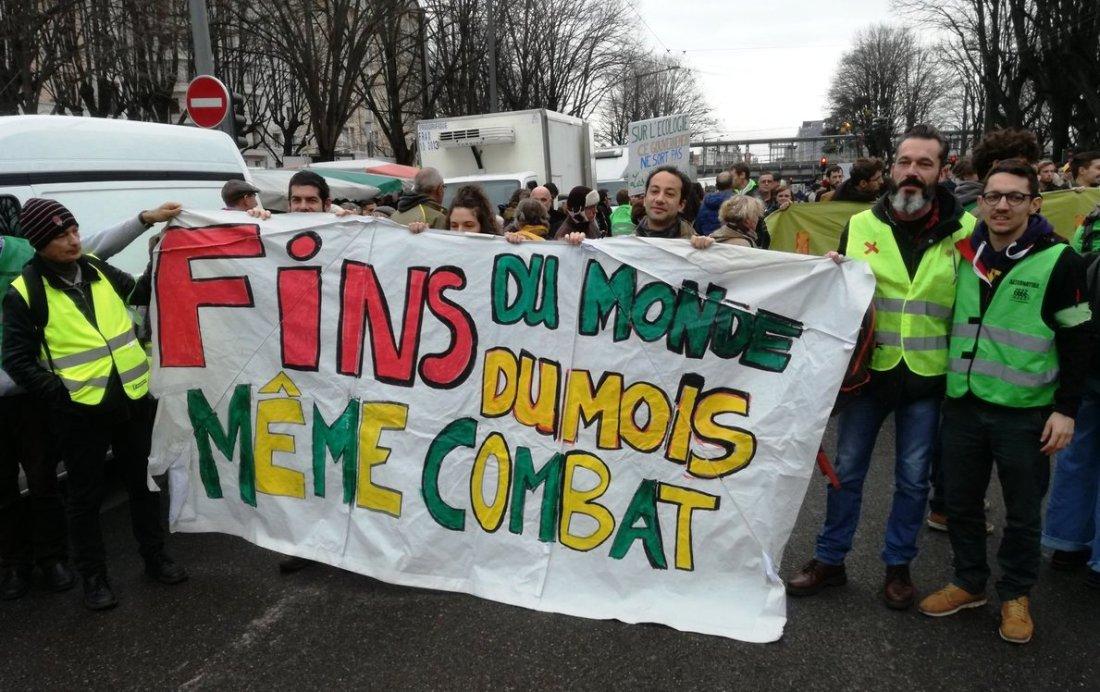 Écologie et justice sociale