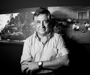 GERVASIO SÁNCHEZ… porque la guerra no dura un fotograma