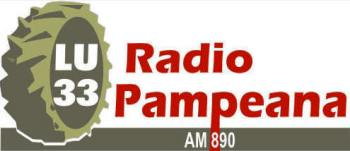 Resultado de imagen para LU33 emisora pampeana