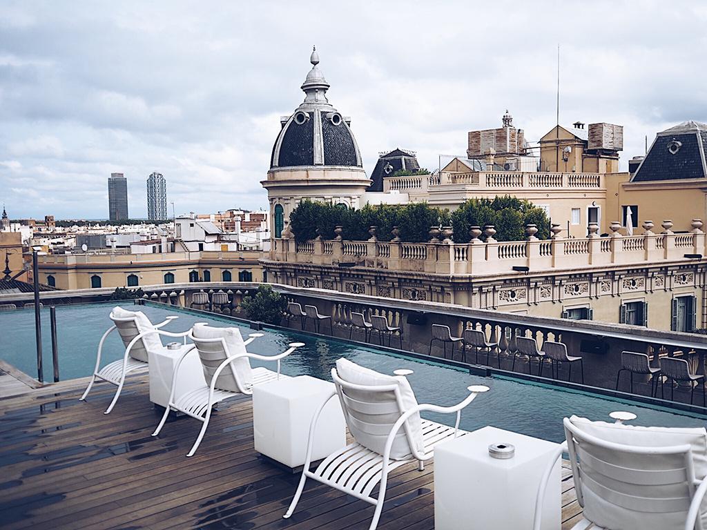 barcelona city break, ohla hotel