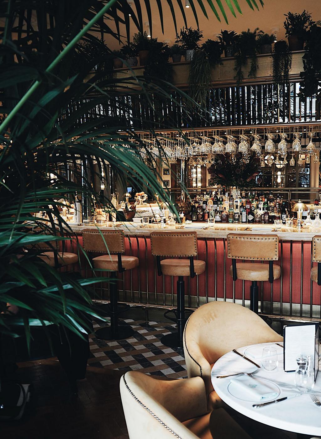 The Ivy In The Lanes, Brighton restaurant review www.lareesecraig.com brighton blogger Lareese Craig