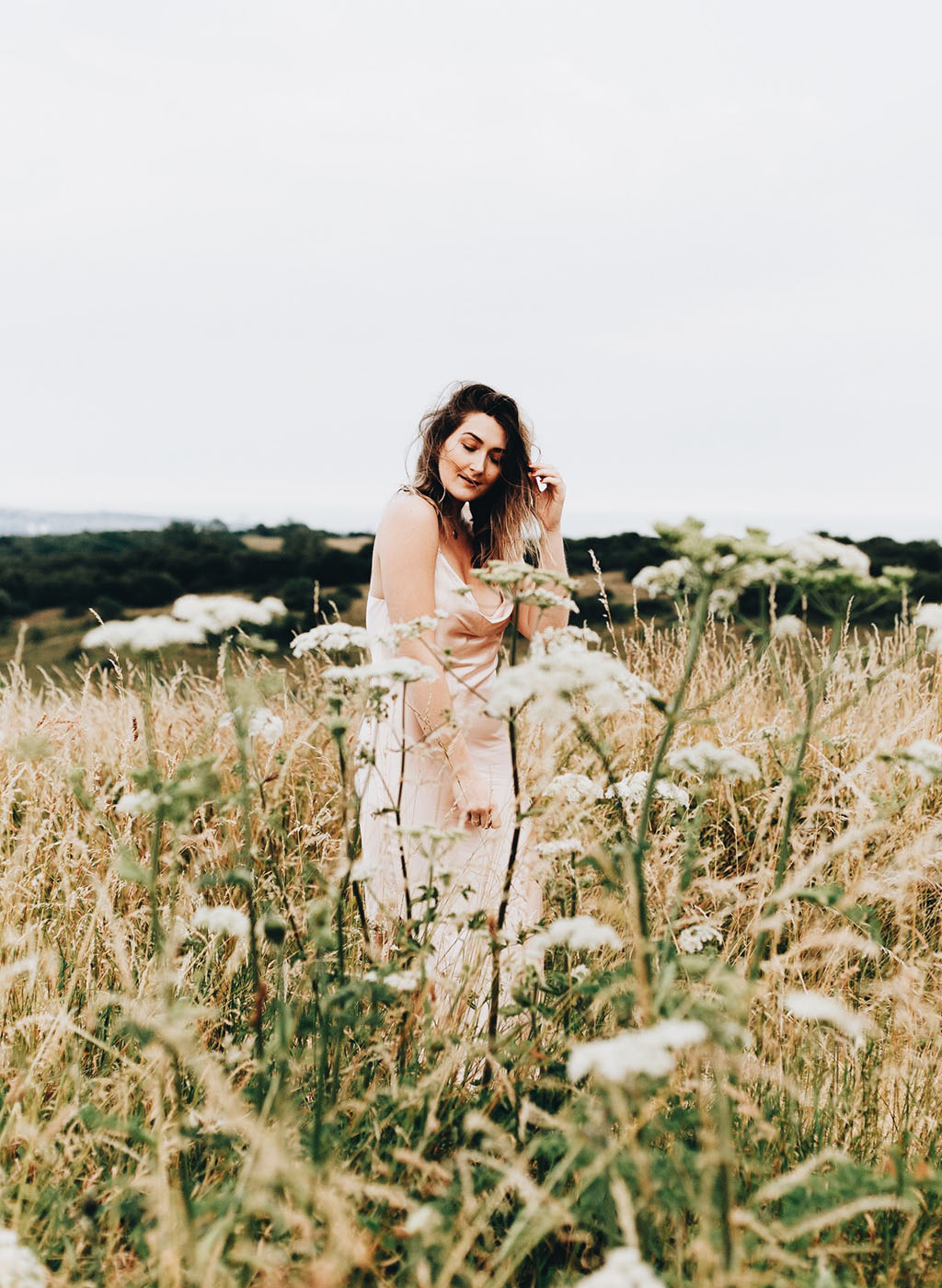 lareese craig brighton blogger zara camisole dress