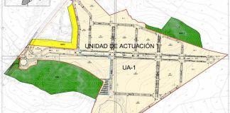 Plano del Poligono de Las Minas