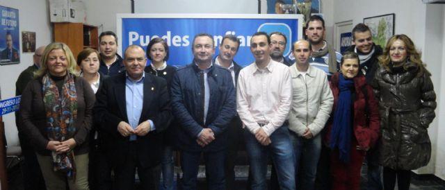 Juan Soria Martínez, nuevo Presidente del PP de Moratalla