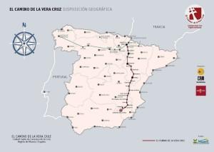 Camino de la Vera Cruz