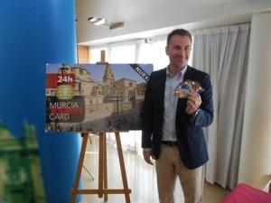 Presentación de la Murcia Tourist Card