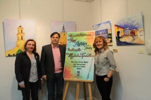 Exposición Alumnas de Magdalena Caballero