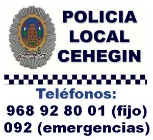 Policia Local Cehegín