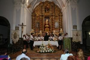 La Sociedad Musical de Cehegín dedica a la Virgen de las Maravillas un concierto de marchas procesionales