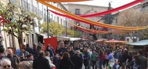 Mercado Medieval Caravaca 2012