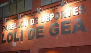 Pabellón de Deportes Loli de Gea en Cehegín