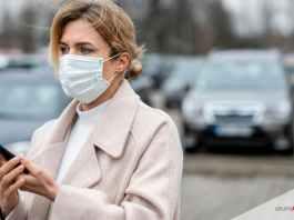 El Gobierno recomienda el uso de mascarillas en el trabajo y en el transporte publico