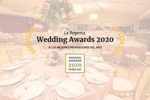 La Regenta, ganadora Wedding Awards 2020 Bodas.net