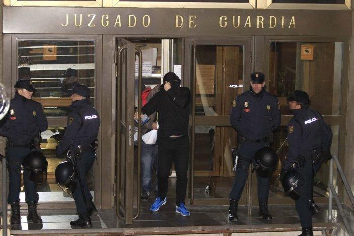 Comisión Antiviolencia impone varias multas de 60.001€ entre los 88 implicados de la pelea Frente-Blues 1
