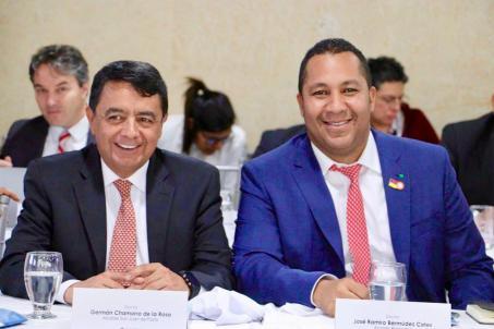Alcalde de Riohacha en la junta directiva de Asocapitales