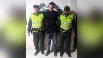 Capturan en Cartagena sicario que había asesinado a un docente en Córdoba