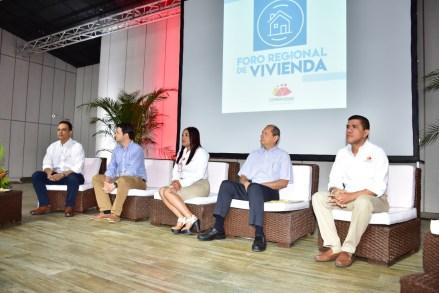 Comfacesar realizó foro regional para impulsar el desarrollo de vivienda en la región Caribe